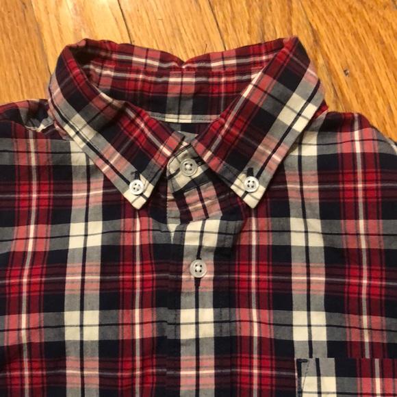 J. Crew Other - Crewcuts plaid shirt- longsleeve